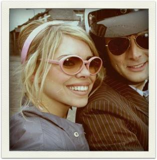 The Doctor & Rose <333