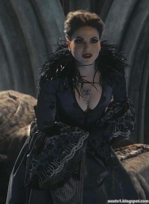 The Evil Queen - The Evil Queen/Regina Mills Photo ...