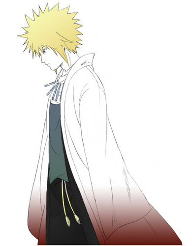 The Fourth Hokage <3