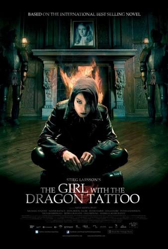 The Girl With the Dragon Tatoo <333