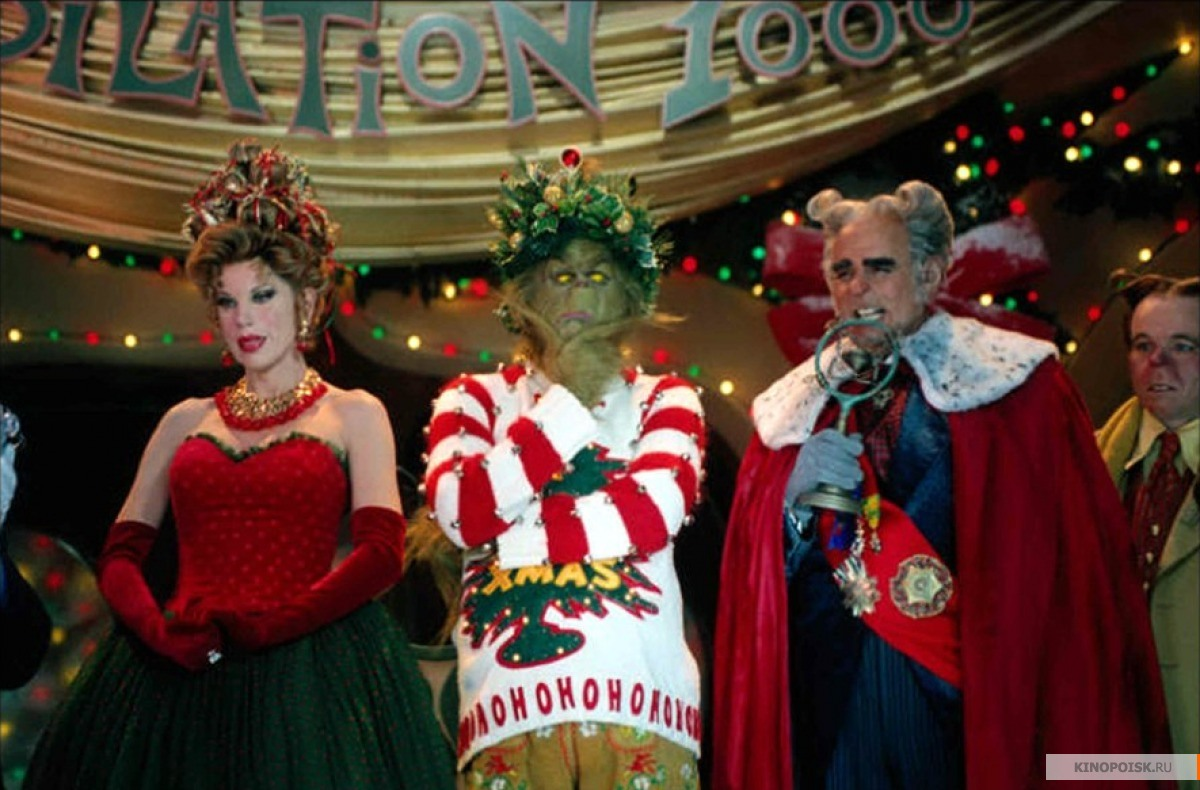 The Grinch Who Stole Christmas Movie Whoville The Grinch - How The G...
