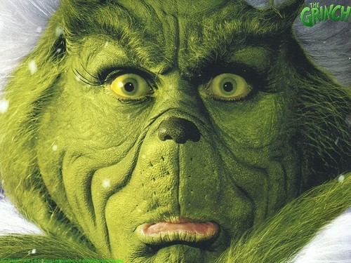 How The Grinch estola navidad fondo de pantalla entitled The Grinch