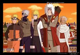 The Konoha's heroes