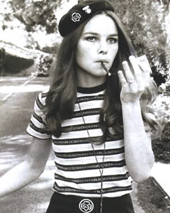 The Mamas and the Papas - Michelle Phillips
