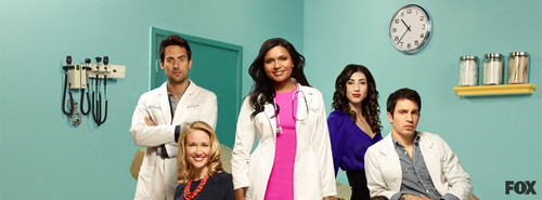 The Mindy Project - banner
