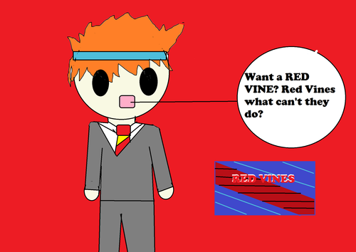 The RED VINES