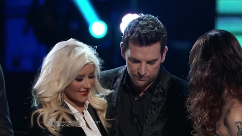 Christina Aguilera wallpaper with a concert titled The Voice Season II Episode 21 (8 May 2012)