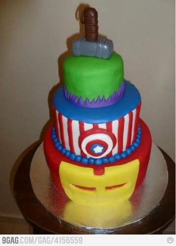 The cakevengers