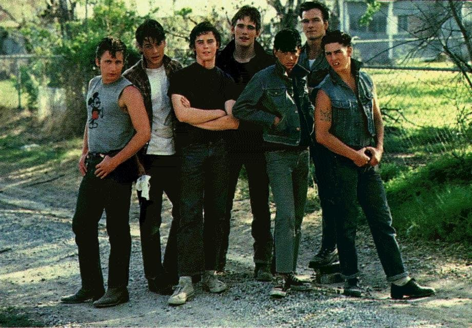 The Outsiders Forever images The outsider gang HD ...