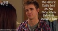 The smirk of Eddie Miller - house-of-anubis-eddie-miller photo