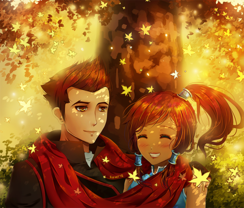 This is precious - masami-vs-makorra Photo