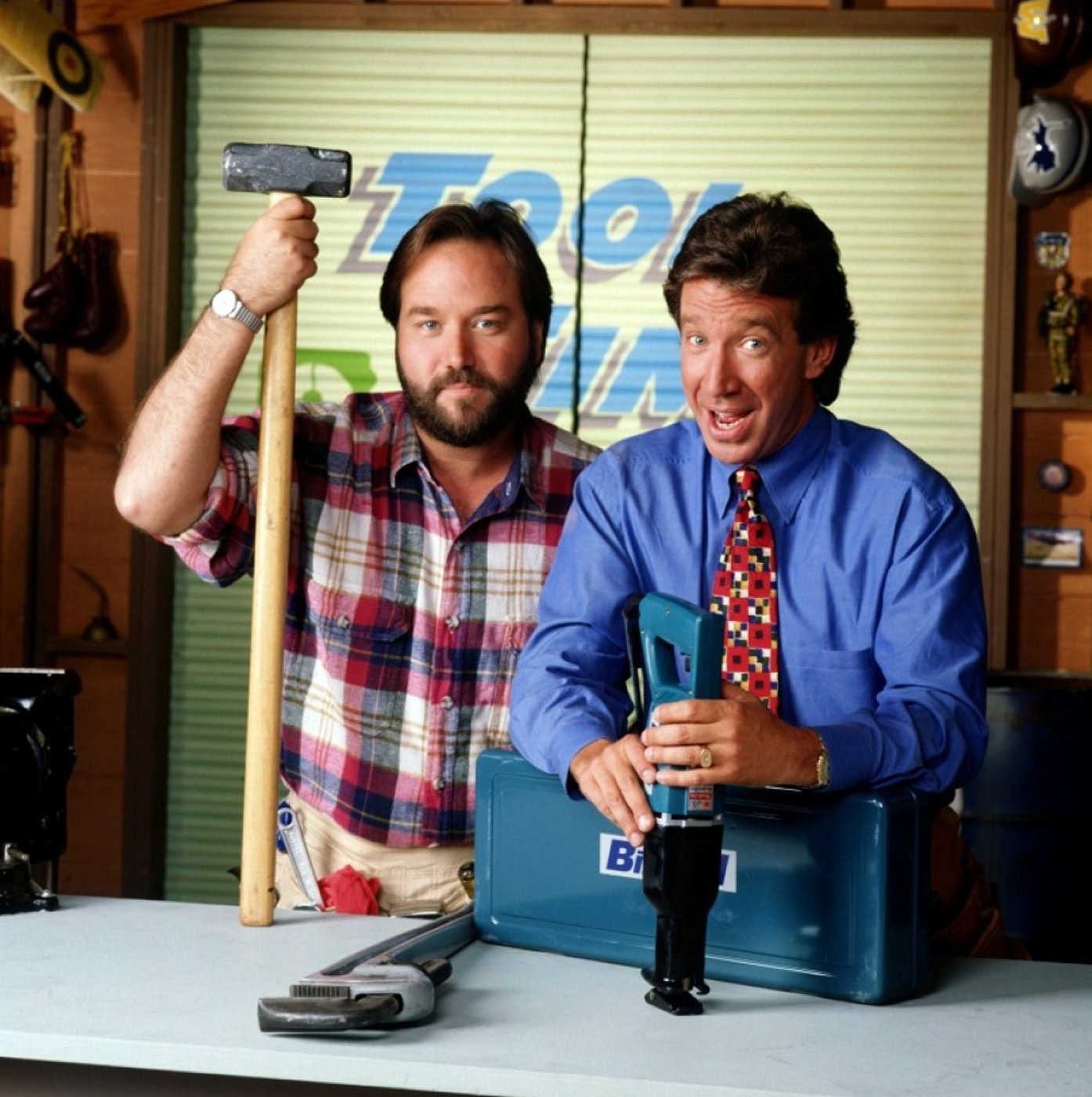 Impressive Home Improvement TV Show 1394 x 1400 · 258 kB · jpeg