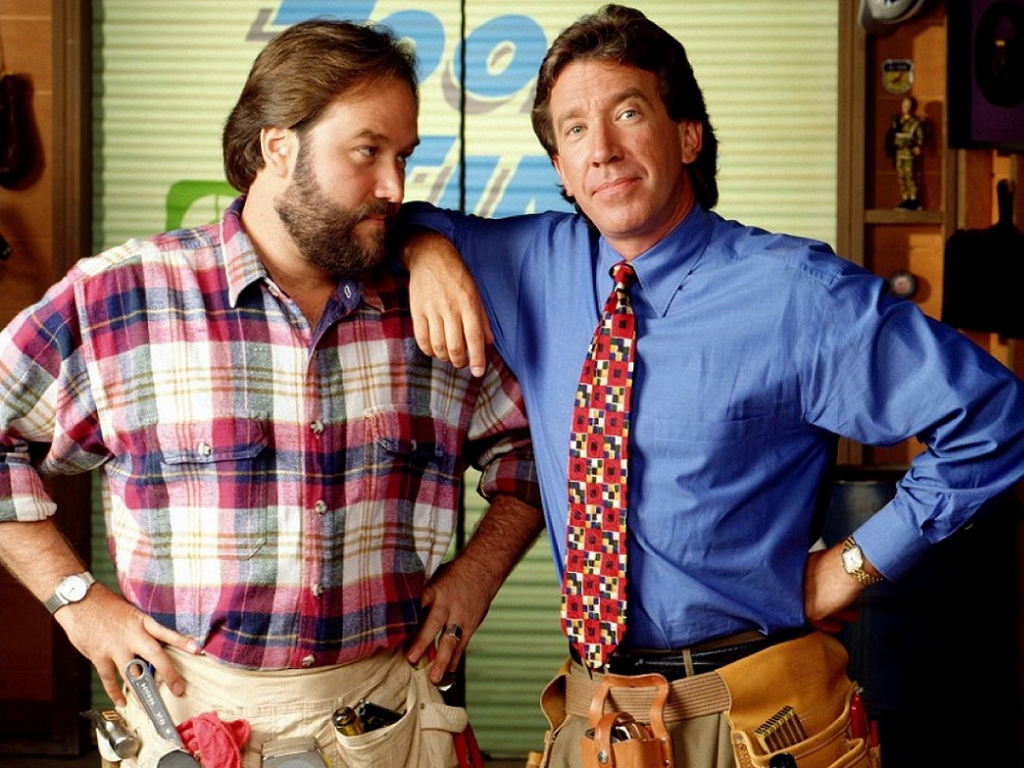 Home Improvement Tv Show Images Tim Al Hd Wallpaper And Background Photos