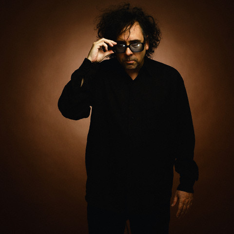 Tim Burton wallpaper probably containing sunglasses titled Tim Burton