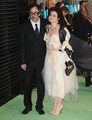 Tim and Helena - tim-burton photo