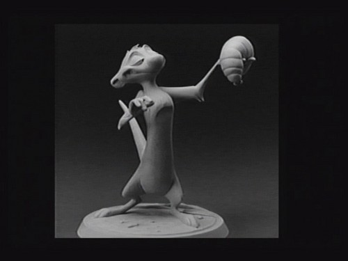 Timon art model