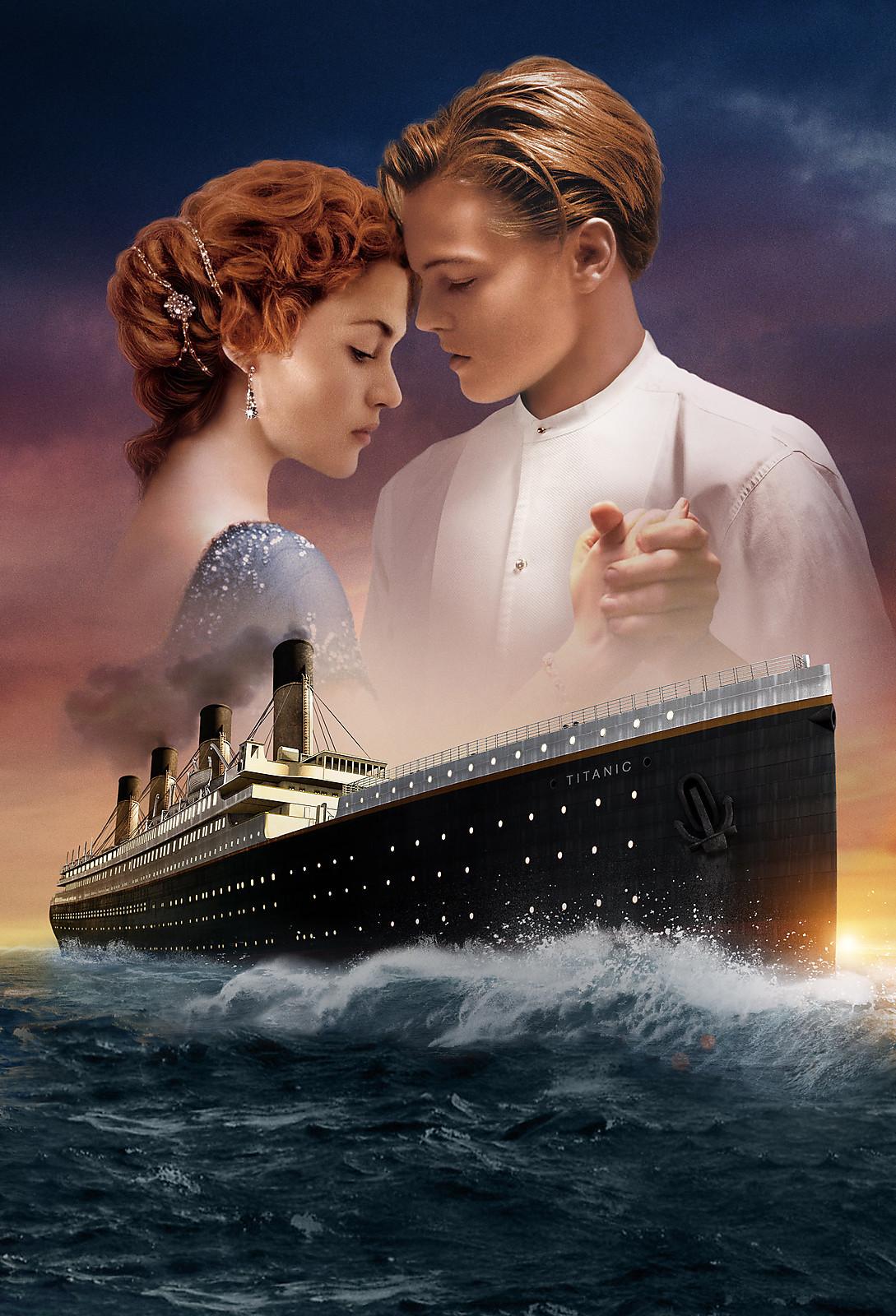타이타닉 Leo&Kate
