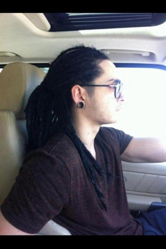 Tom Kaulitz with dreadlocks - tokio-hotel-aliens Photo