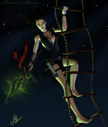 Tomb Raider: Legend- 일본 Dress