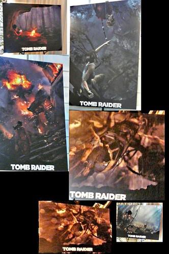 Tomb Raider at E3 schreen shots
