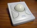 Trackball mouse