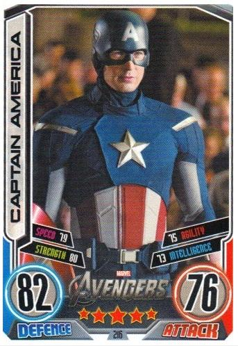 The Avengers wallpaper possibly containing anime entitled Trading cards