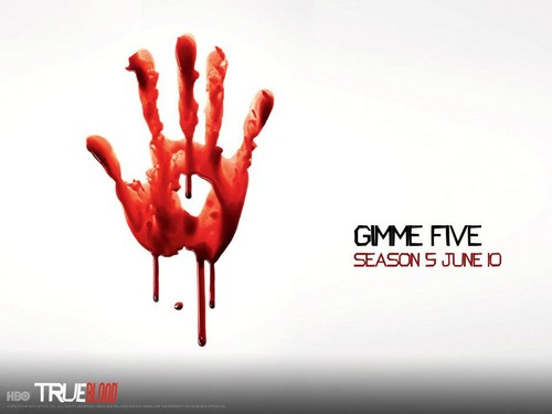 "True Blood wallpaper titled True Blood Season 5: ""Gimme Five"""