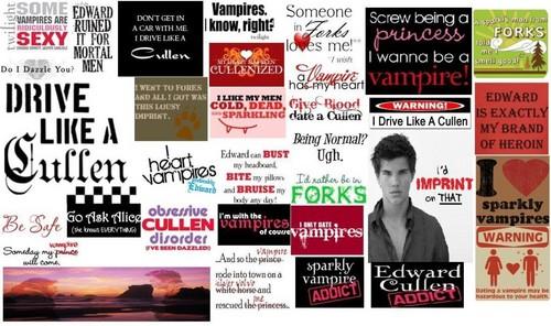 Twilight Saga - অনুরাগী Art
