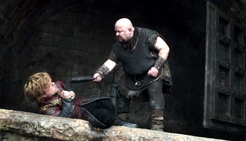 Tyrion and Mord