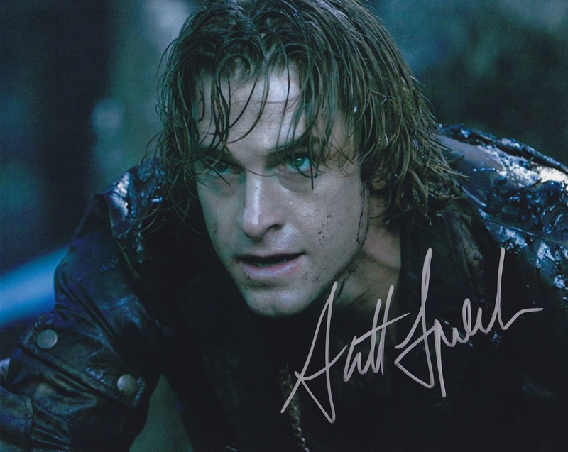 Underworld photo signed by Scott - Michael Corvin Photo ...