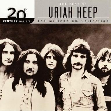 Uriah Heep - fotografias