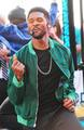 "Usher kicks of ""Today"" Show Concert Series - usher photo"