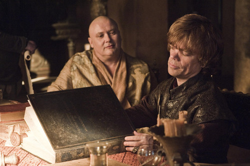 Varys & Tyrion Lannister
