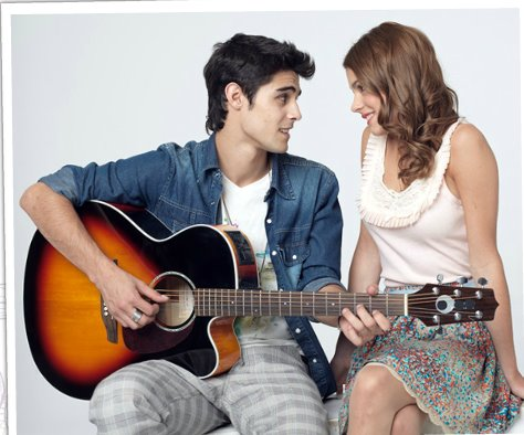 Violetta wallpaper containing an acoustic guitar and a guitarist titled Violetta cast