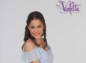 Violetta wallpaper containing attractiveness and a portrait called Violetta cast