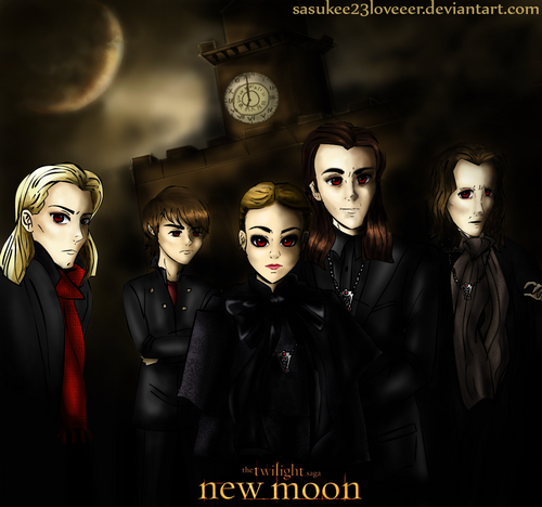 The Volturi پیپر وال with a business suit called Volturi Fanart