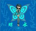 Water Butterfly - total-drama-island fan art