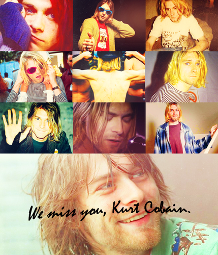 We miss you. :(