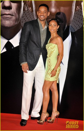 Will Smith: 'Men in Black 3' Madrid Premiere!