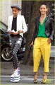Willow Smith: Stars & Stripes Sky-High Sneakers! - willow-smith photo