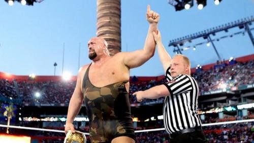 Wrestlemania 28 Results: Big Показать vs. Cody Rhodes