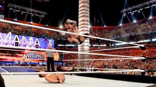 Wrestlemania 28 Results:  CM Punk vs. Chris Jericho