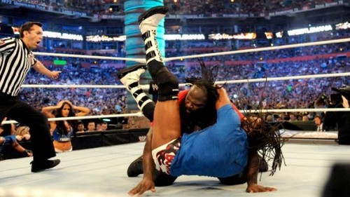 Wrestlemania 28 Results: Team John Laurinaitis vs. Team Teddy Long - wwe Photo