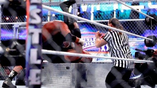 Wrestlemania 28 Results: The Undertaker vs. Triple H