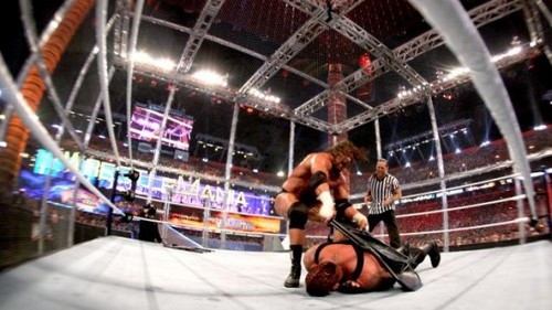 Wrestlemania 28 Results: The Undertaker vs. Triple H