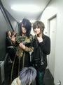 Yo & Masashi (Versailles bassist)