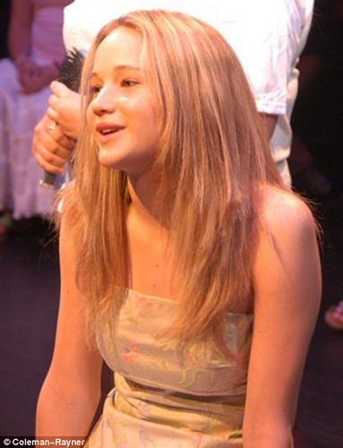 Young Jennifer-Age 14 - jennifer-lawrence Photo