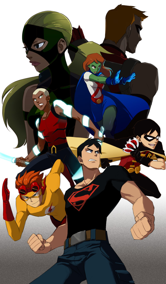 teen titans vs young justice cheshire teen titans villans