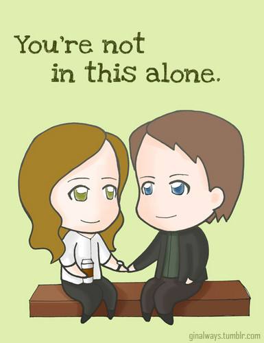 Your Not Alone [True!] <333