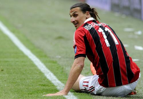 Z. Ibrahimovic (Milan - Novara)